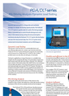 Model PDA/DLT Series - Pile Driving Analysis/Dynamic Load Testing System Brochure