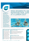 MIOX For Aquatics Brochure