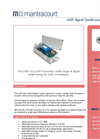 Model LVDT - Signal Conditioner and Amplifier - Brochure