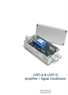 Model LVDT - Signal Conditioner and Amplifier - Manual