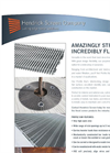 Resistance Welded Wedge Wire Screens Brochure