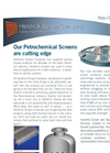 Petro Chemical Screen Brochure