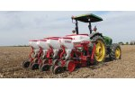 Cansa - Model C-900 - Pneumatic Precision Seeding Machines With Disc