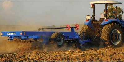 Cansa - Model Panter Series - Gobley with Hydrolic System for Planting Preparation
