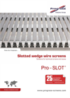 Wedge Wire Sieve Bend Brochure