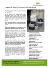 Legionella, Water Treatment and Energy Saving Brochure
