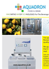 Water Technologies for The Beverage Industry Brochure