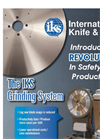 IKS - Log Saw Blade Grinding System - Brochure