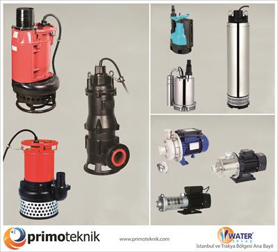 primopompa - submersible pumps