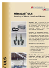 UltraLab ULS Sensing Water Levels and Waves Brochure