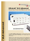 UltraLab ULS Advanced High Precision Measuring System Brochure