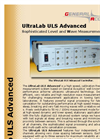 UltraLab - Model ULS - Flagship System Brochure
