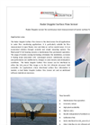 Radar Doppler Surface Flow Sensor Brochure