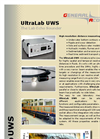 UltraLab - Model UWS - Miniature Echo Sounder System Brochure