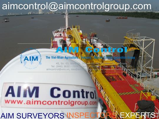 Supercargo Project surveyors and experts and inspection services