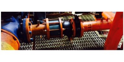 Piping & ducting solutions for the industrial industry - Water and Wastewater - Pumps & Pumping
