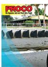 Proco ProFlex - Model Style 740 - Slip-in Style In-Line Rubber Duckbill Check Valve - Brochure