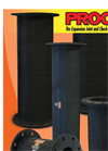 Proco - Model Series 300 - Flanged Rubber Pipe Connectors - Brochure
