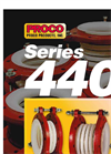 Proco - Model Series 440 - Molded PTFE Expansion Joints - Brochure