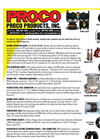 Proco General Products - Brochure