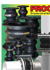 Proco - Model Series 260R - Molded Wide Arch Expansion Joints - Brochure