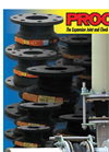 Proco - Model Style RE-231 - Eccentric Single Wide-Arch Expansion Joint - Datasheet