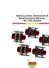 Proco - Model RC/RE Series - Installation, Operation & Maintenance - Manual
