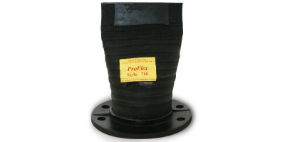 Flanged Rubber Check Valve-0