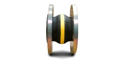 Proco - Model Style 240 - Molded Single-Sphere Rubber Expansion Joints