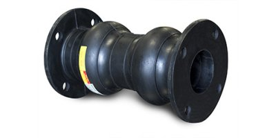 Proco - Model Style 262R - Molded Wide Double Arch Expansion Joint for Plastic/FRP Piping Systems