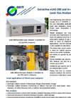 Model 3000R - Flue Gas NDIR Analyse Brochure