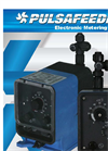 PULSAtron - Model A Plus Series - Electronic Metering Pump - Brochure