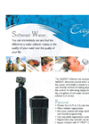 Eagle - Model 5600SXT - Water Softner System Datasheet