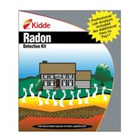 Kidde - Model 442020 - Radon Gas Detection Home Test Kit