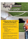 Spin Doctor - HH200 - Totally Portable Tool Brochure