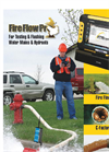 Fire Flow Pro - For Water Distribution System Brochure