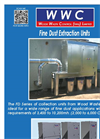 Model FD - Fine Dust Extractor Units Brochure