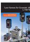 Transfer Line Wing Bases with L-743 Ultra Precision Triple Scan System Brochure