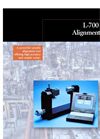 Transfer Line Spindles with L-700 spindle Alignment System Brochure