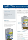 Up-Flo Filter Overview Flyer Brochure