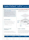 Hydro FloGard Inlet Control BMPs Filter Overview Flyer Brochure