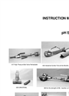 pH Sensor Instruction Manual