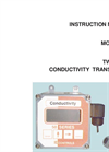 IC Controls - Model 450 - Economical Two-Wire Conductivity Transmitter User Manual