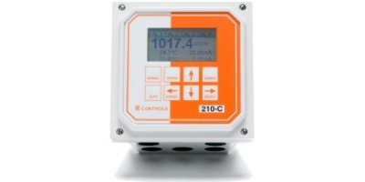 IC Controls - Model 210-C - Industrial Conductivity Analyzer