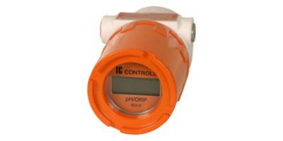 IC Controls - Model 653-9 - Explosion Proof Two-Wire pH/ORP Transmitter