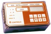 IC Controls - Model 654 - Microprocessor ORP Analyzer