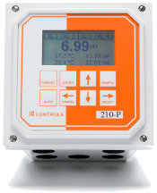 IC Controls - Model 210-P - Industrial pH/ORP Analyzer