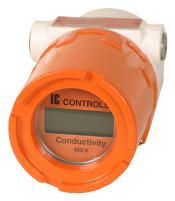IC Controls - Model 453-9 - Two-Wire Conductivity Transmitter, Explosion Proof