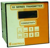 IC Controls - Model 453 - Two-Wire Conductivity Transmitter