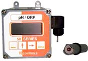 IC Controls - Model 650 - Economical Two-Wire pH Transmitter